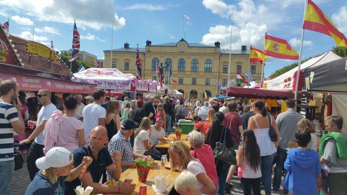 Norrköping håller stadsfest i augusti