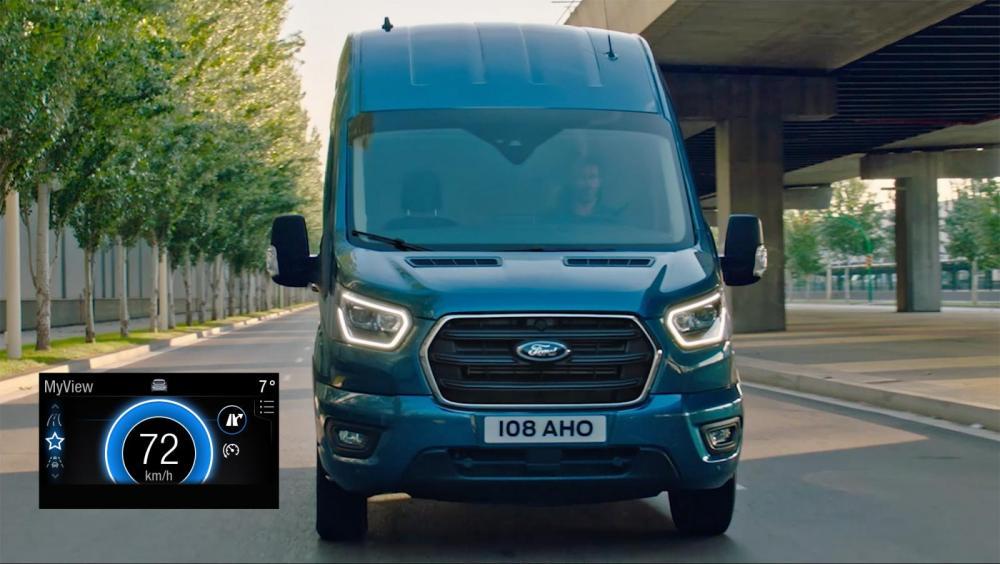 Ford sänker förbrukningen med 12 procent