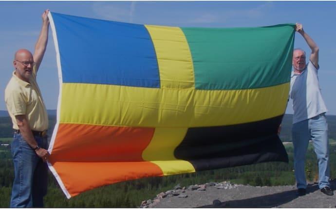 Känner du till Bergslagsflaggan?