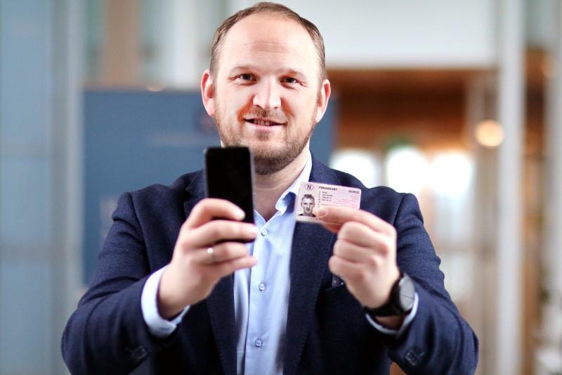 Norskt körkort blir digitalt
