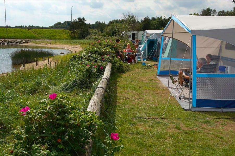 Camping börjar debitera timvis