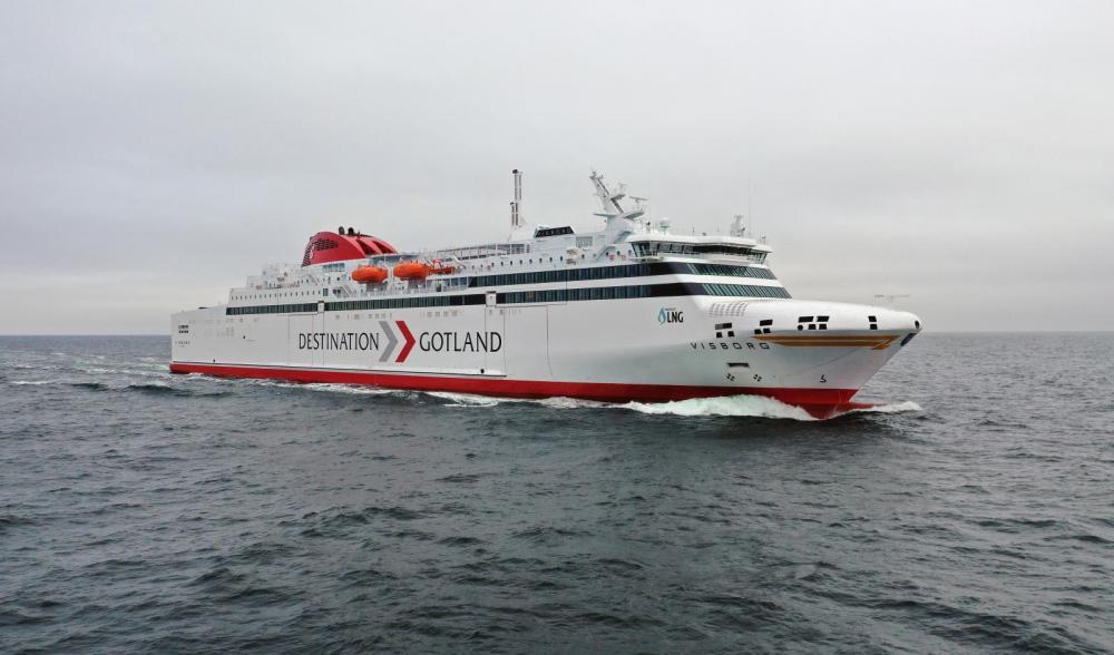 Gotland kommer till Stockholm