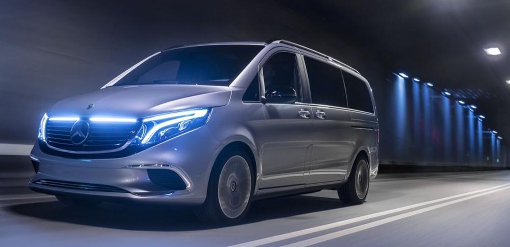 Mercedes Marco Polo får eldrift