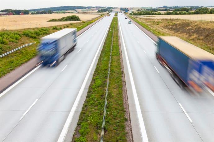 Miljöbidrag till tunga fordon 2020