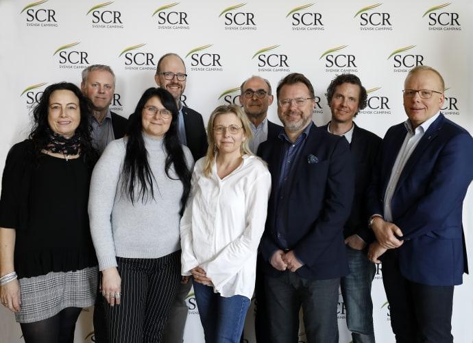 SCR Svensk Camping styrelse