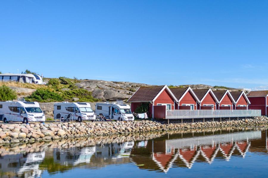 First Camp lanserar uthyrning av husbil på camping