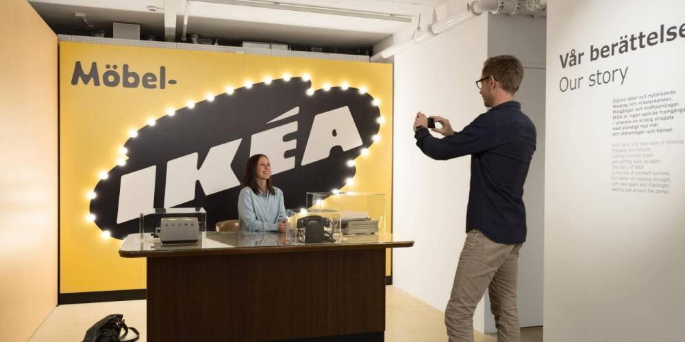 IKEA Museum vinner småländskt pris