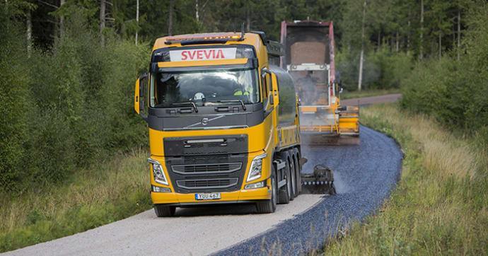 Ny fabrik ger mer miljövänliga vägar