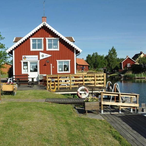 Figeholm får ställplats vid Vasakajen