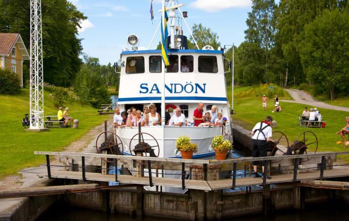 Göta kanal, en resa i tiden