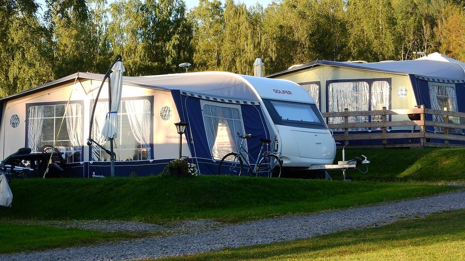 Norge ökar avstånd på camping