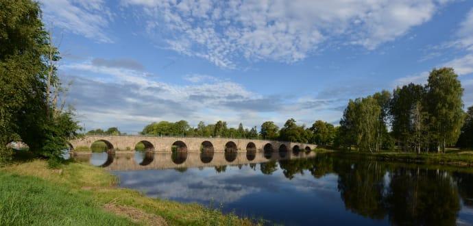 Kulturhistorisk bro blir byggnadsminne