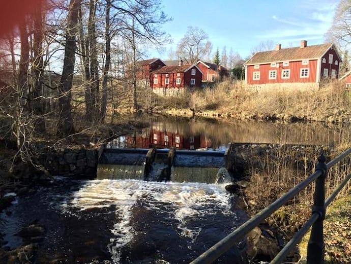 Jerle - Sveriges minsta stad firar med egen stadsfest