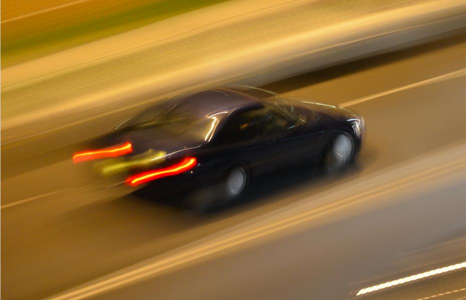 För hög hastighet orsakar olyckor