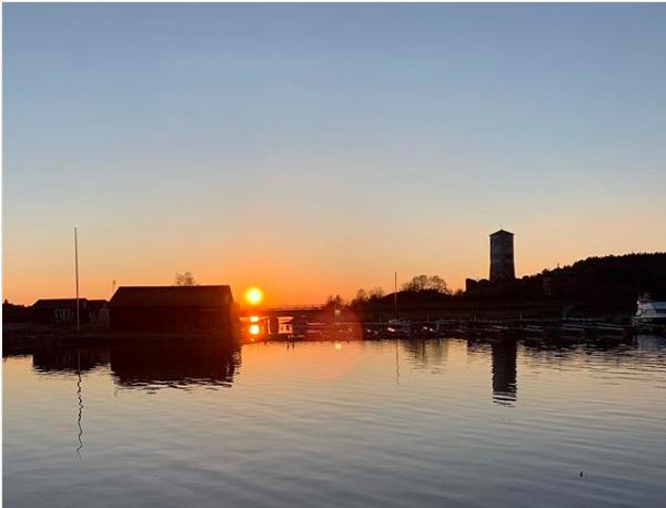 Stegeborgs hamn får ställplatser