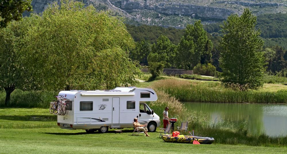 Park and View ett fransk koncept för naturälskaren