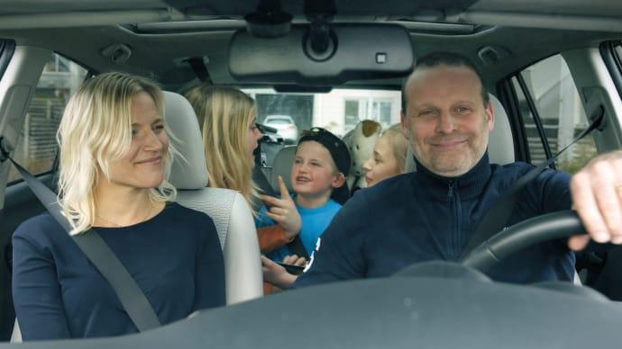 Här bor Sveriges bästa bilförare