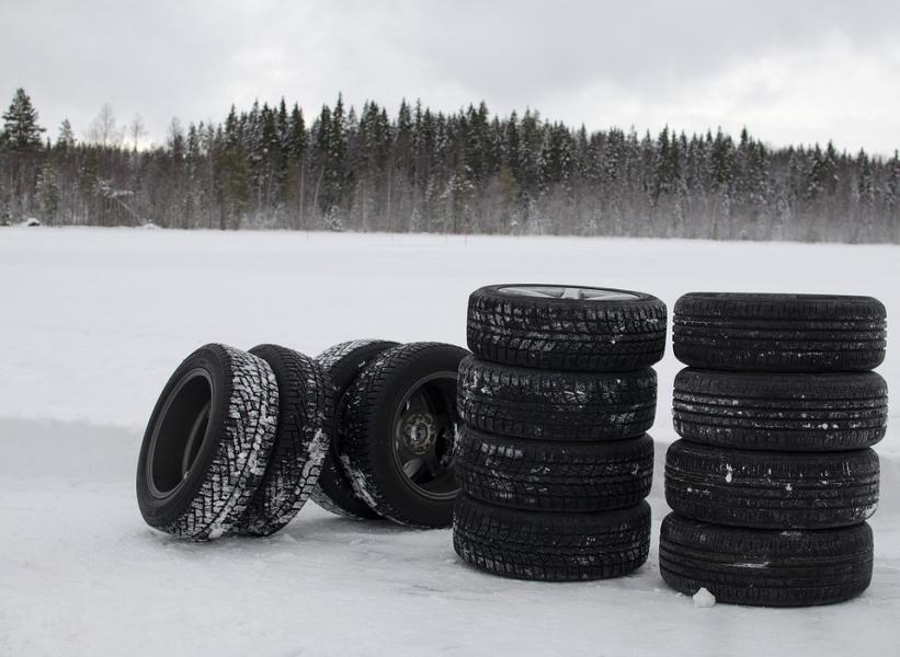 Nya regler för vinterhjul börjar gälla 1 juni