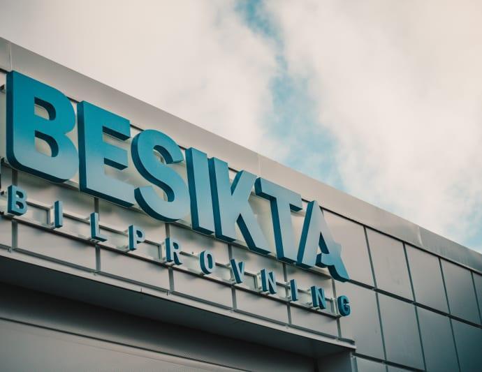 Besikta öppnar station  i Örnsköldsvik