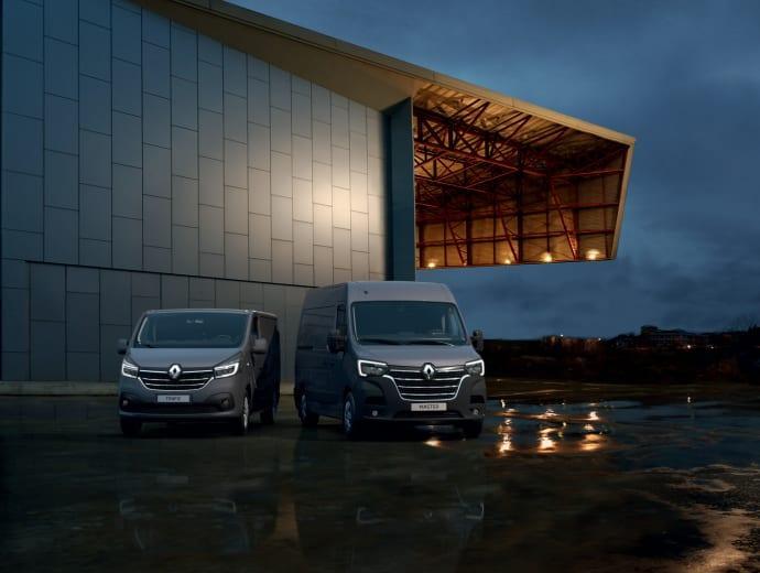 Renault godkänner HVO i nya Master och Trafic