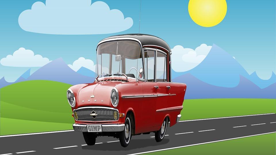 Äldre köper oftare ny bil