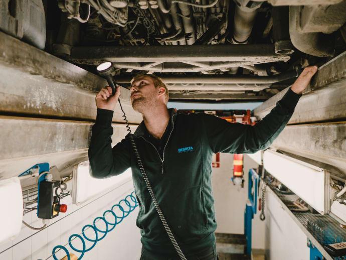Eskilstuna får ytterligare en besiktning för tunga husbilar