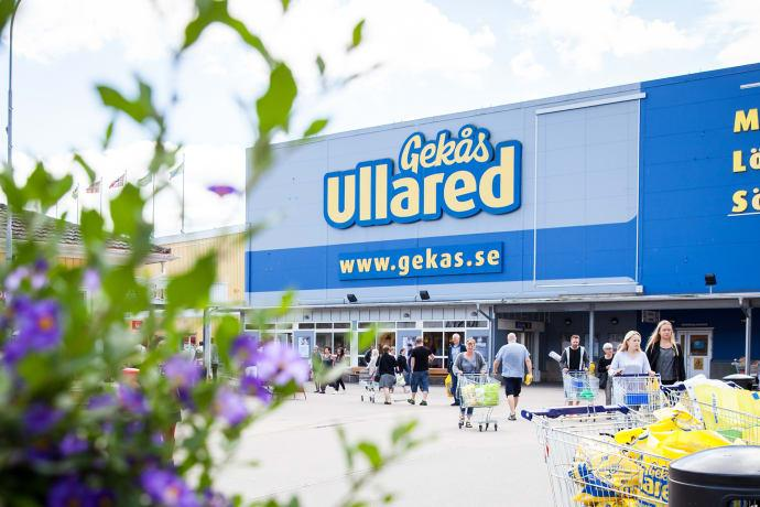 Gekås får turistinformation om Halland