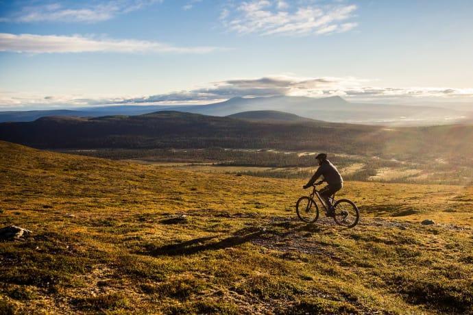 Lofsdalen satsar ännu mer på cykling