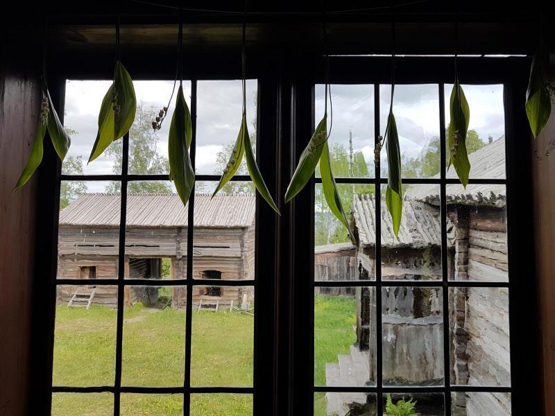 Murberget Friluftsmuseum ordnar genuina uplevelser