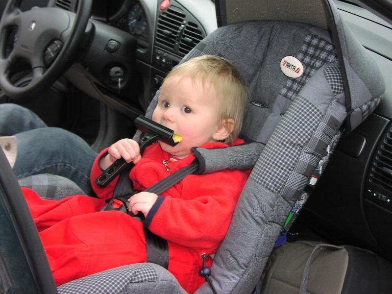Fel i rapport om barnsäkerhet