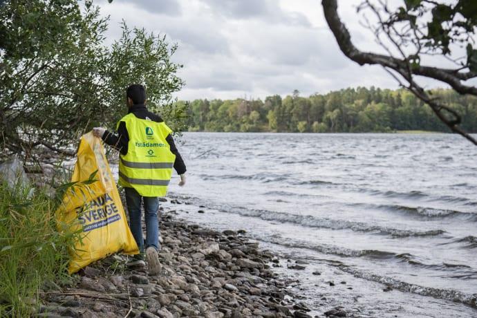 I helgen städas Sveriges östkust