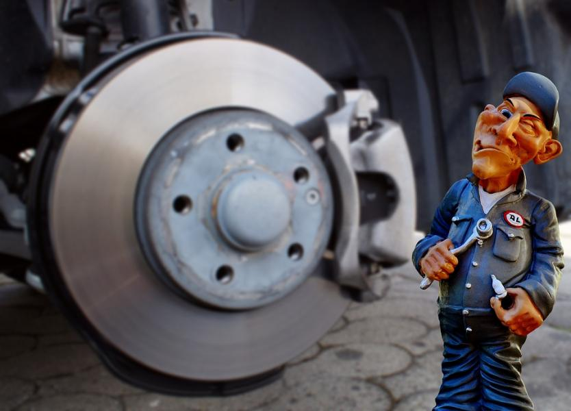 Reparation av bilar får nya regler