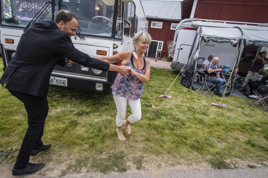 Årets dansbandsvecka drar igång den 14 juli