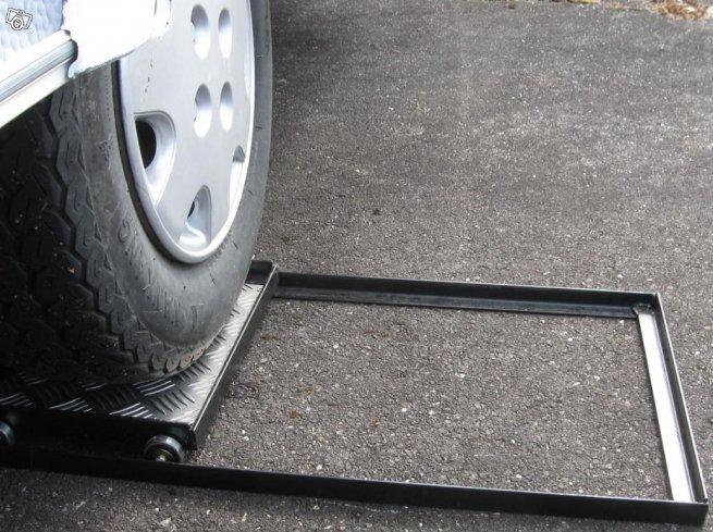 Husvagnsglider Tåsjö Glidern kan göra livet enklare