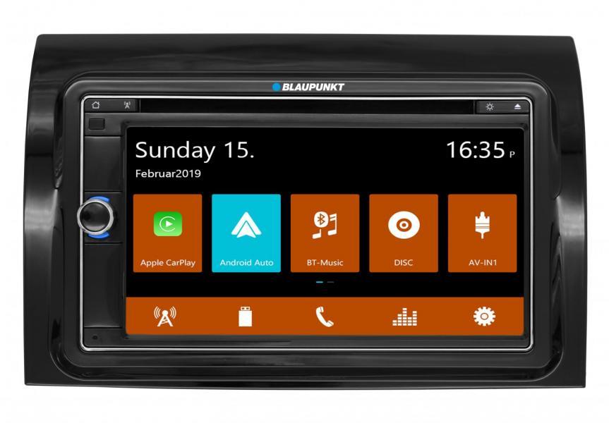 Blaupunkt lanserar ny radio för husbil