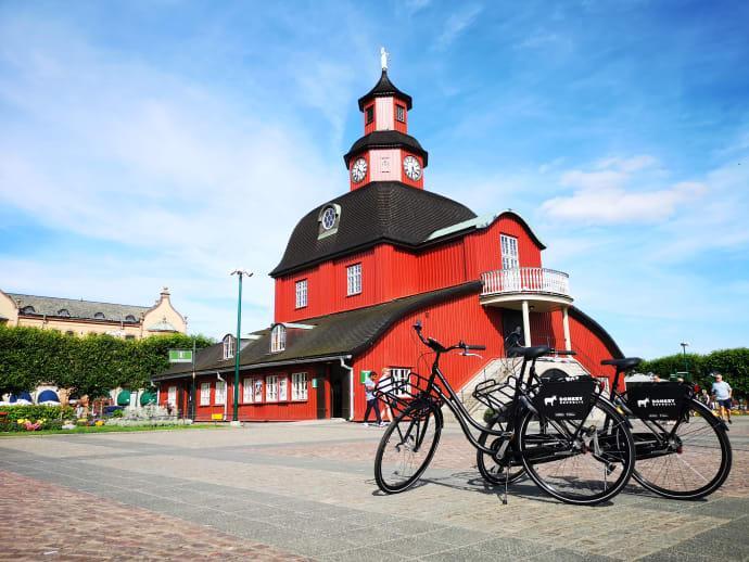 Lidköping börjar hyra ut cyklar på nytt sätt