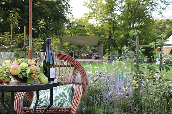 Trädgårdsfest på Sofiero med allt från jazz till odlingsinspiration