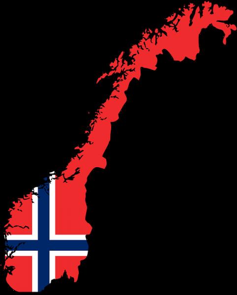 Norge ändrar vägnummer