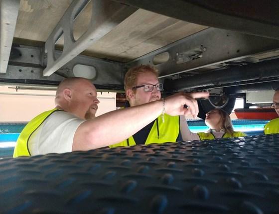 Succé för YH-utbildning till husbil- och husvagnstekniker