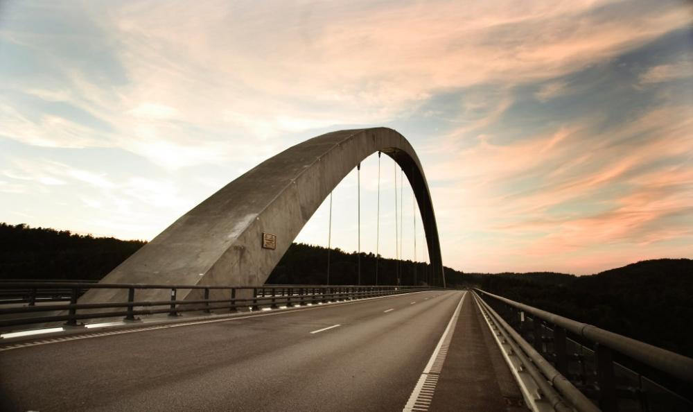 Vältrafikerat över Svinesund ger gratis bro 2020