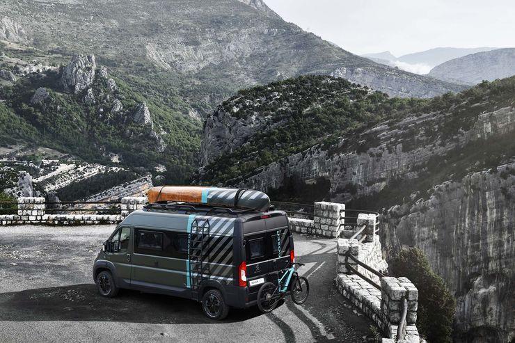 Peugeot för offroad och äventyr