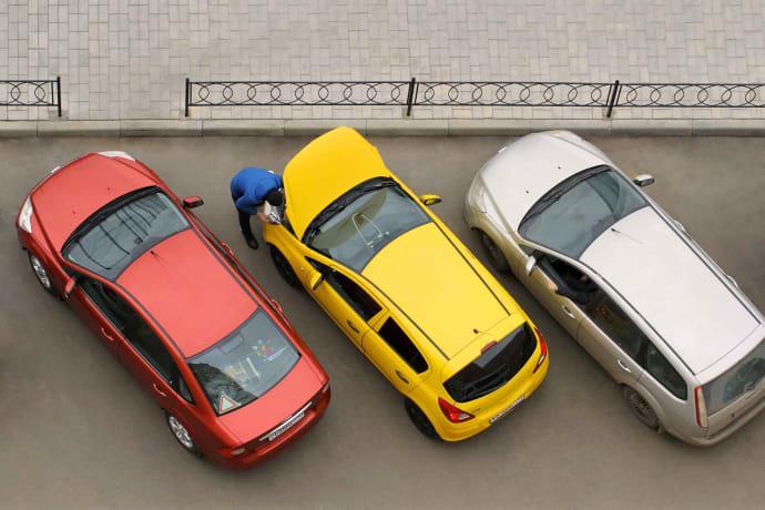 Färgerna som sänker värdet på din bil