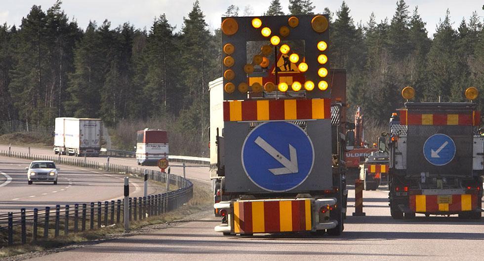 Arbetsmiljön för vägarbetare utreds