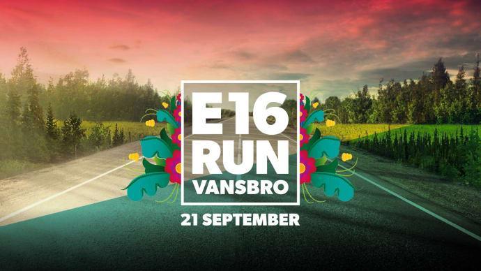 E16 Run inviger ny vägsträcka vid Vansbro