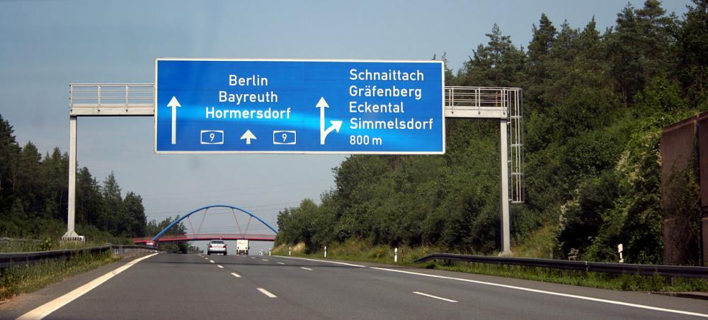 Fortsatt fri fart på Autobahn