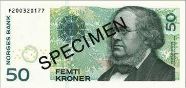 Norge byter sedlar