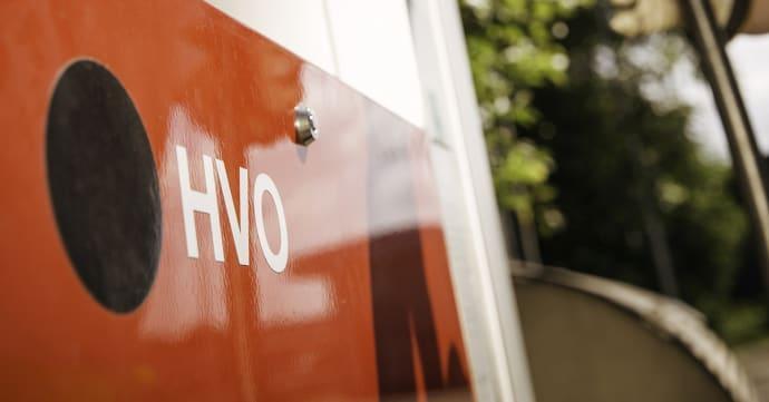 HVO nu även på OKQ8 i Strömsund