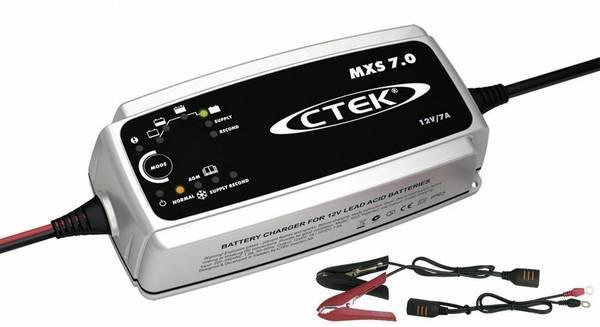 Ctek och Cadex i samarbete för bättre och säkrare batteritester