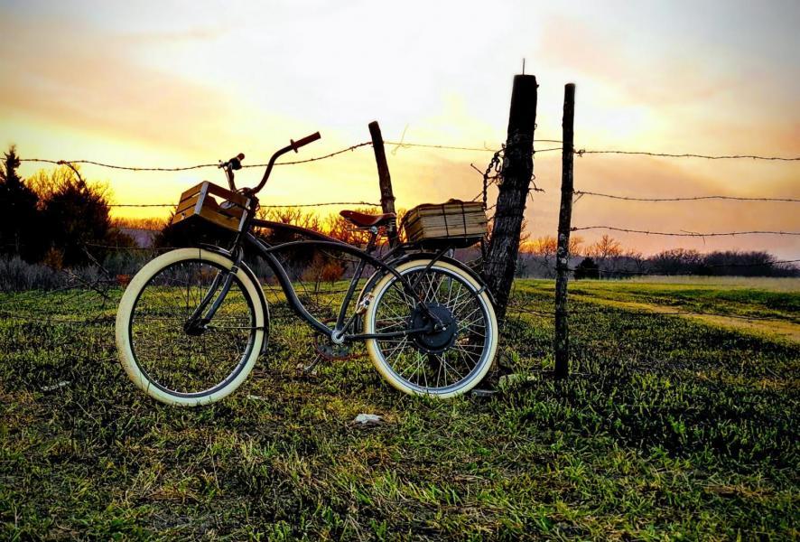 Elcykel eller traditionell trampcykel för semesterturen? Väljer du elcykel måste du tänka på batteriet, såväl hur det laddas som om det går att köpa som reservdel.