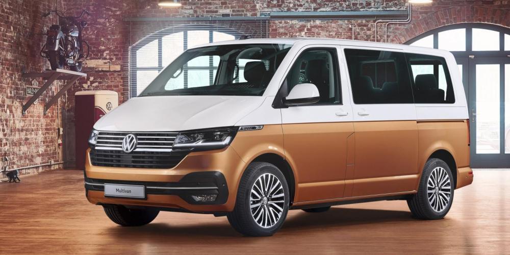 Den nu aktuella modellen av Volkswagen T6 kommer att bli T7 till 2021.